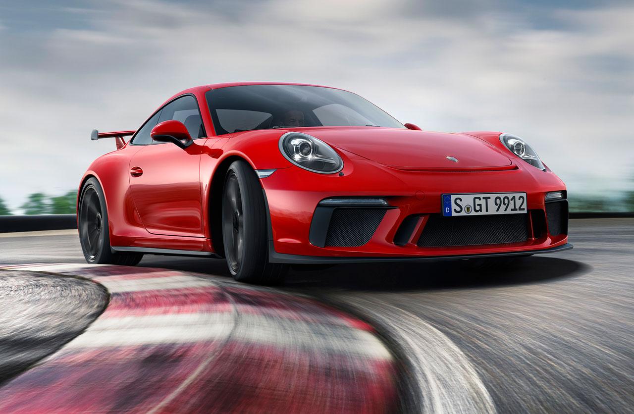 Nuevo Porsche 911 GT3