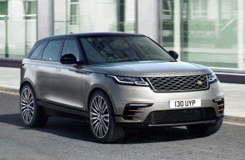 Range Rover Velar, el Land Rover que llegará en 2018