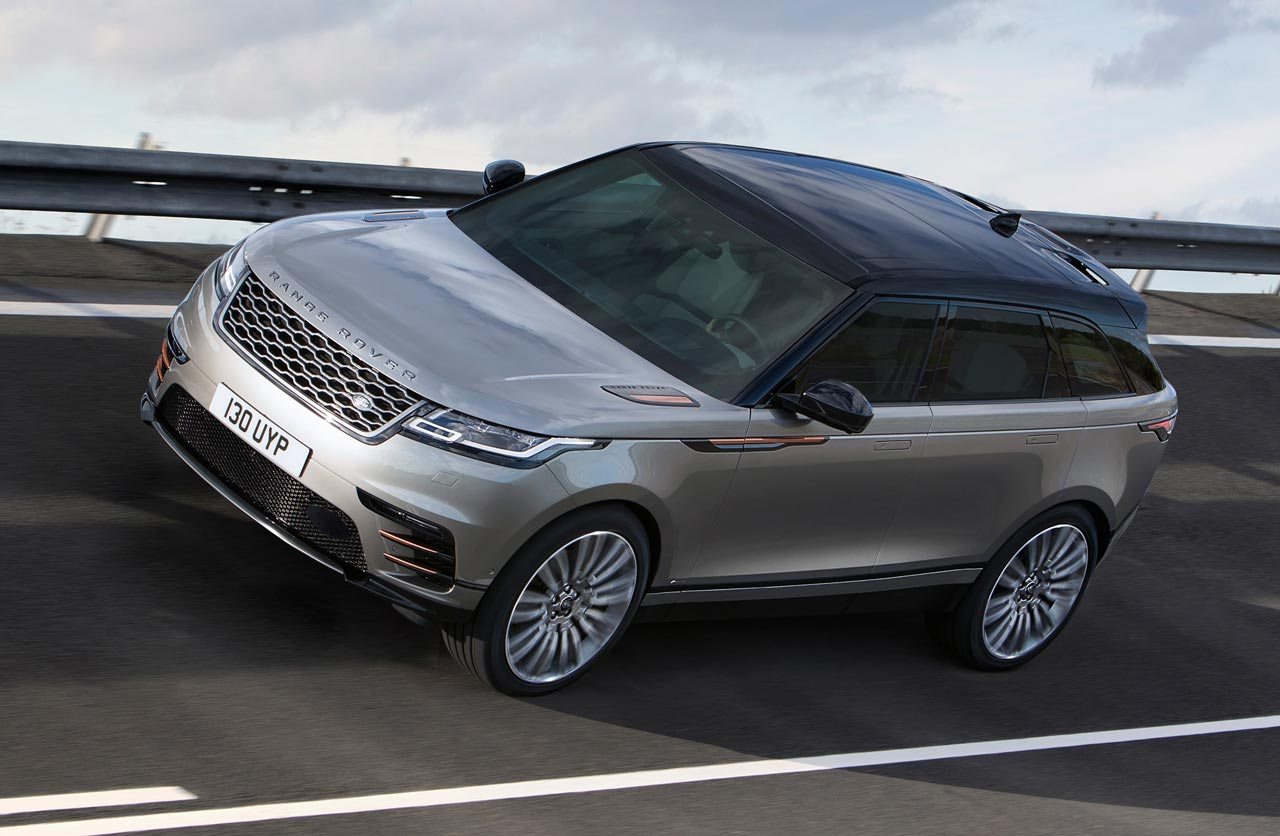 range rover velar el land rover que llegar en 2018 mega autos. Black Bedroom Furniture Sets. Home Design Ideas