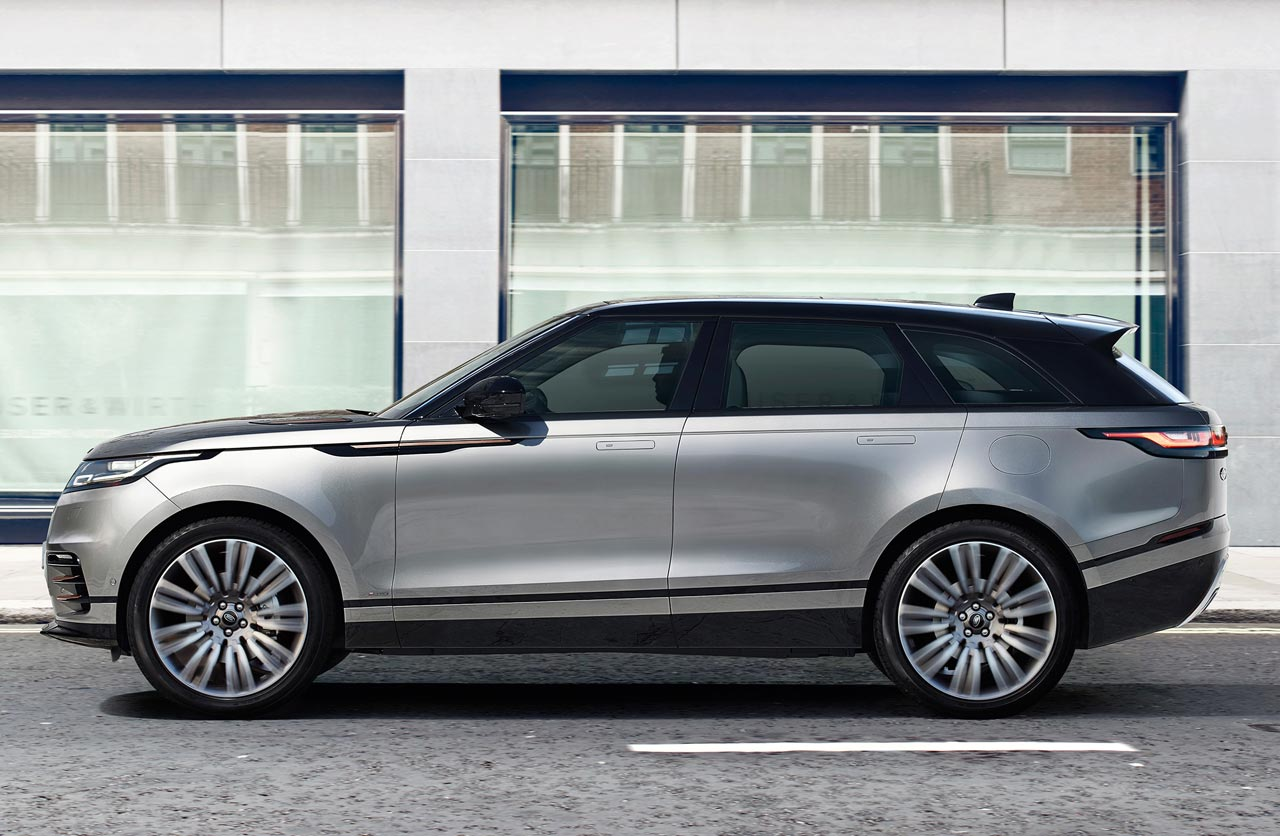 Range Rover Velar, el Land Rover que llegará en 2018 ...
