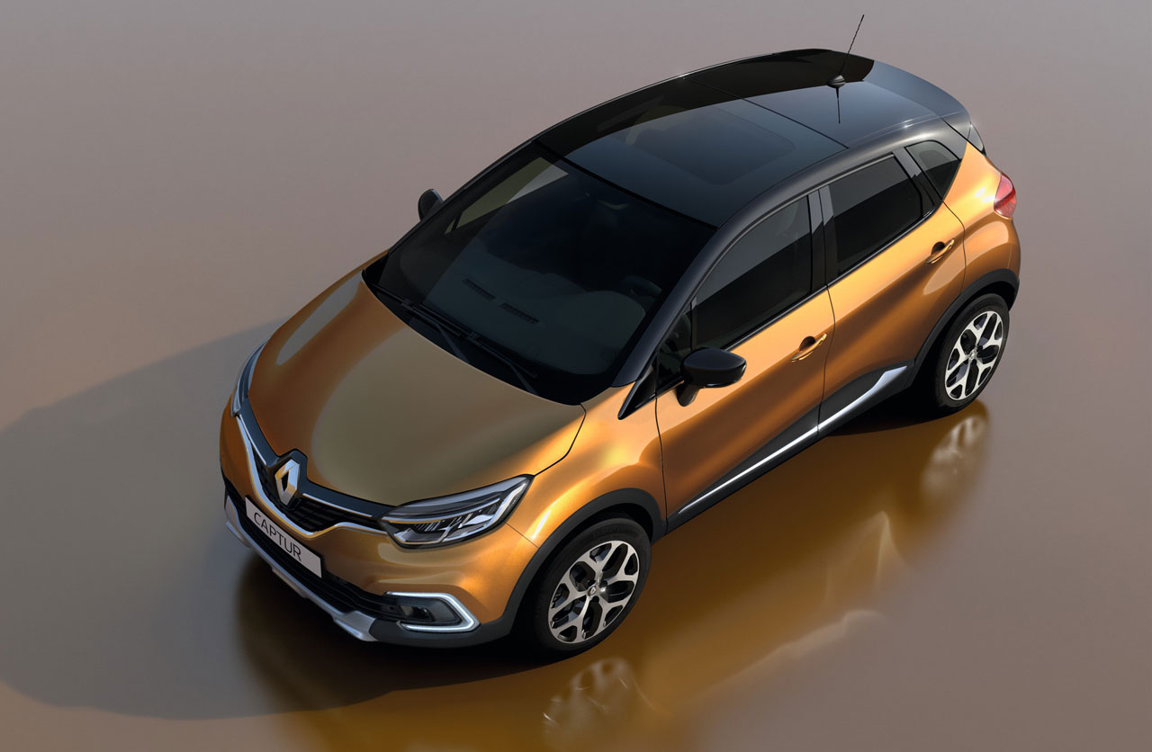 Renault Captur Europa