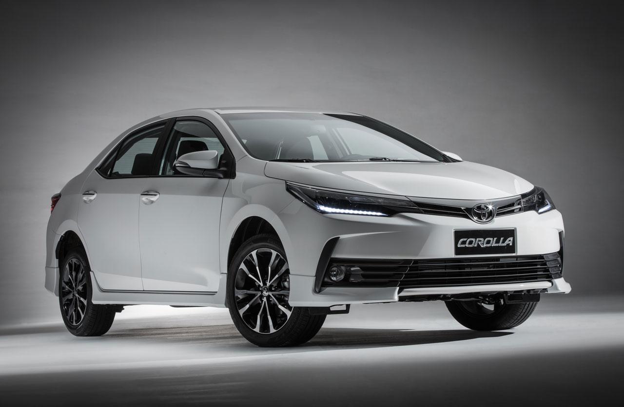 Así es el renovado Toyota Corolla que llegará a Argentina