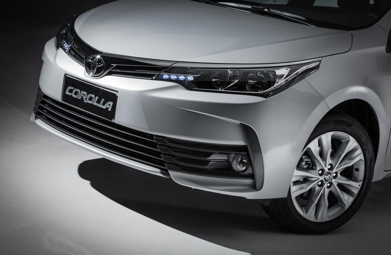 Así es el renovado Toyota Corolla que llegará a Argentina ...