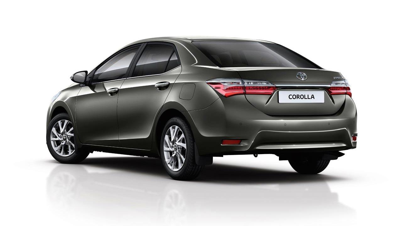 El Nuevo Toyota Corolla debutará este mes (en Brasil ...