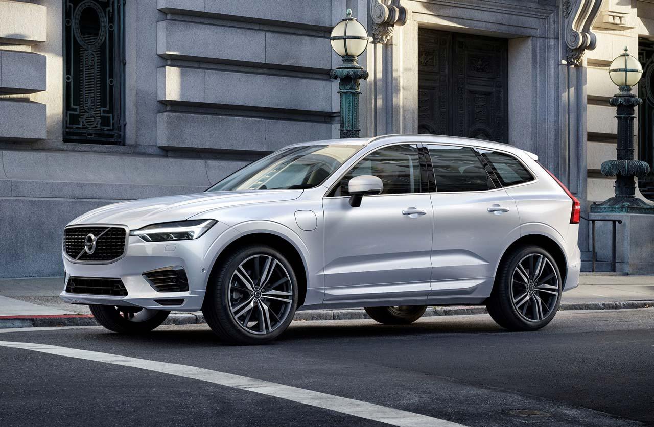 El nuevo Volvo XC60 vio la luz en Ginebra