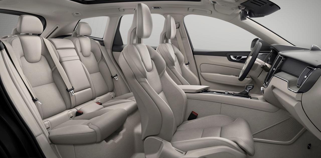 Interior nuevo Volvo XC60
