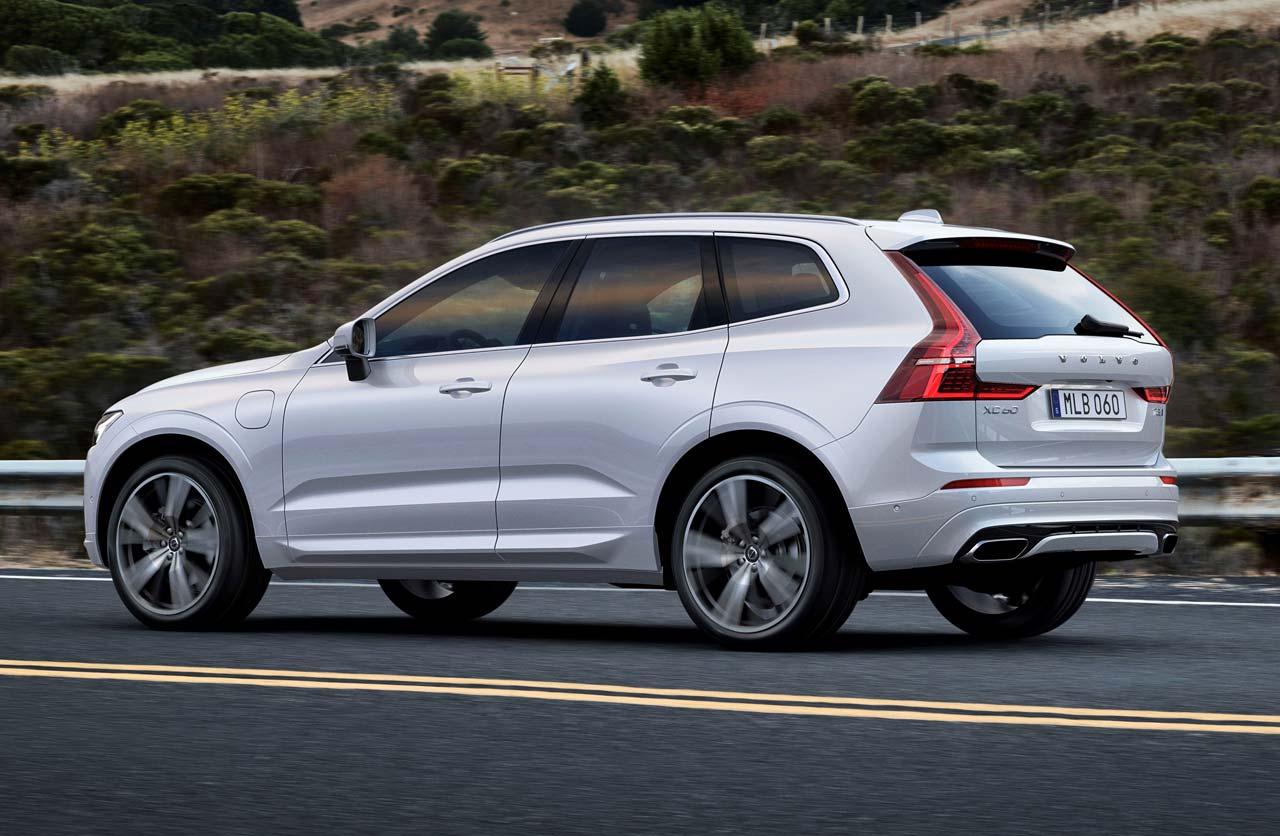 El Nuevo Volvo Xc60 Vio La Luz En Ginebra Mega Autos