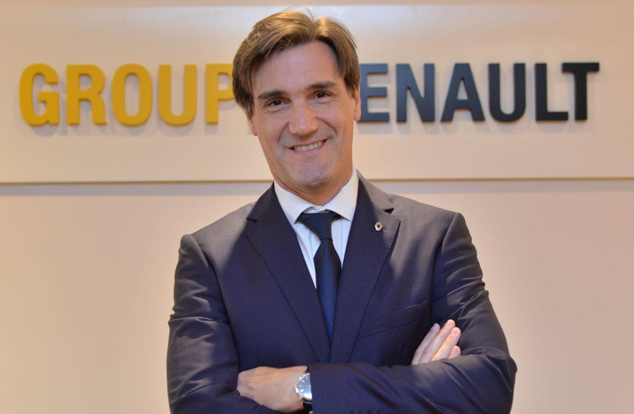 Hernán Bardi es el nuevo Director de Comunicación de Renault Argentina