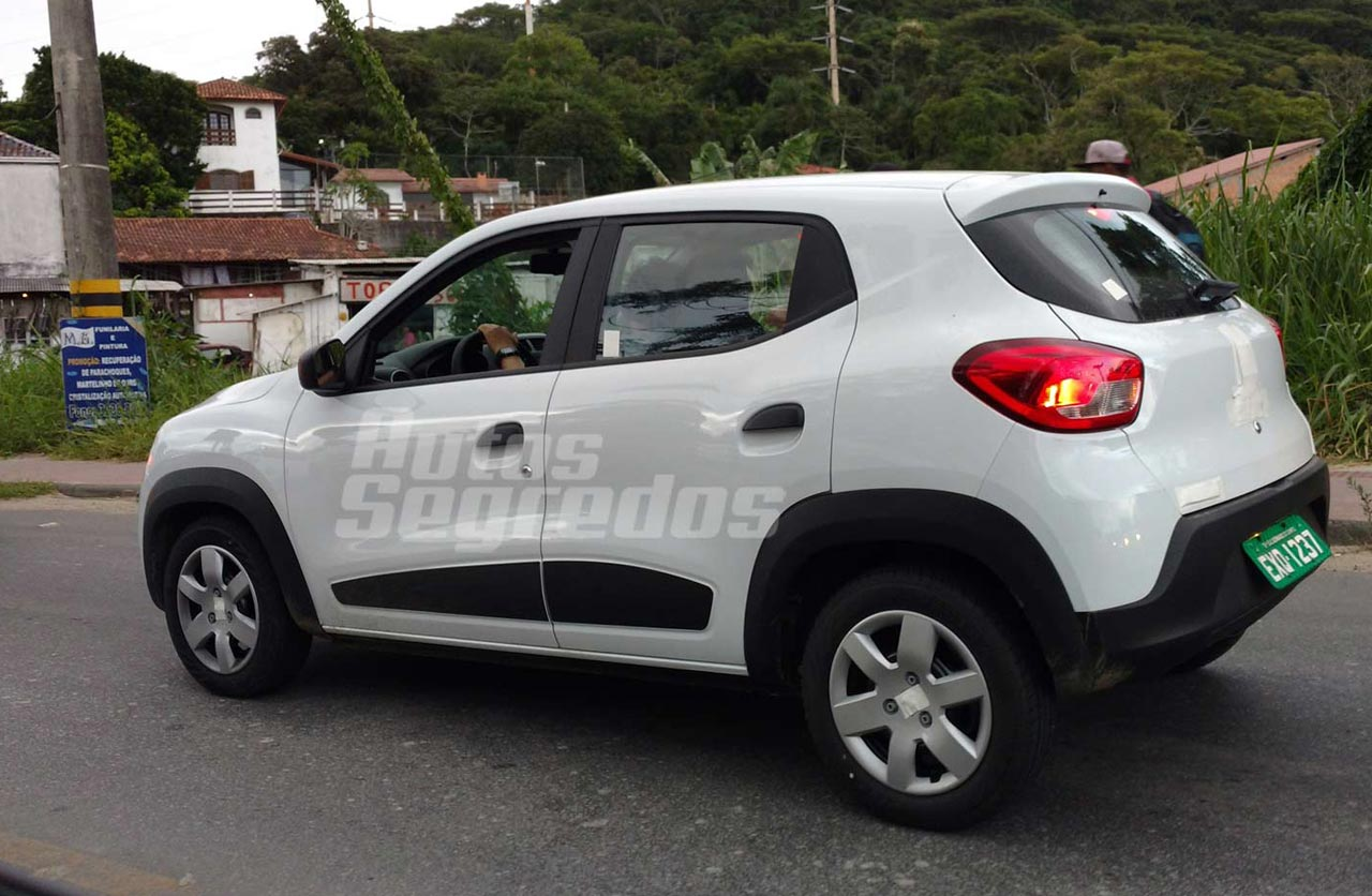 Renault Kwid Brasil @ Renato Aguiar