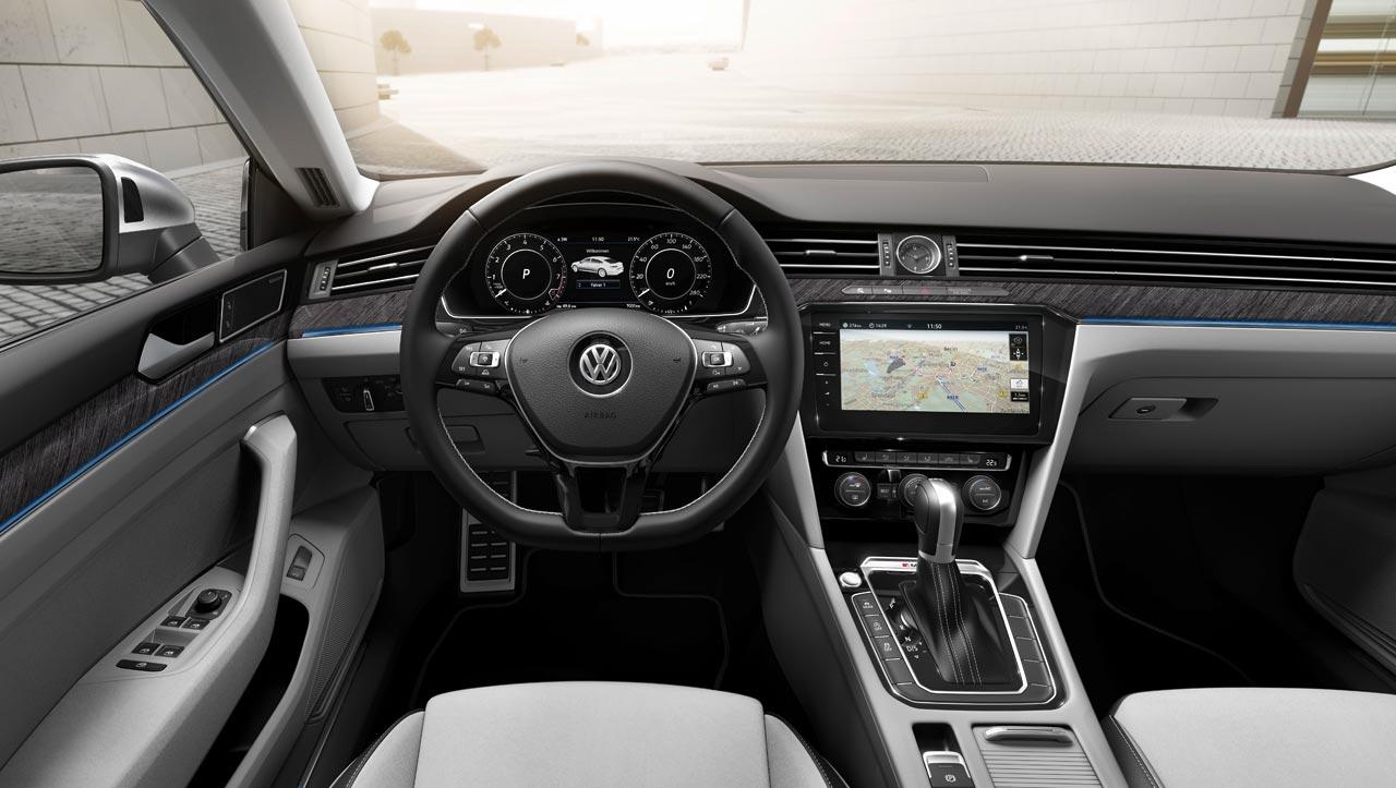as u00ed es el nuevo volkswagen arteon  el sucesor del cc