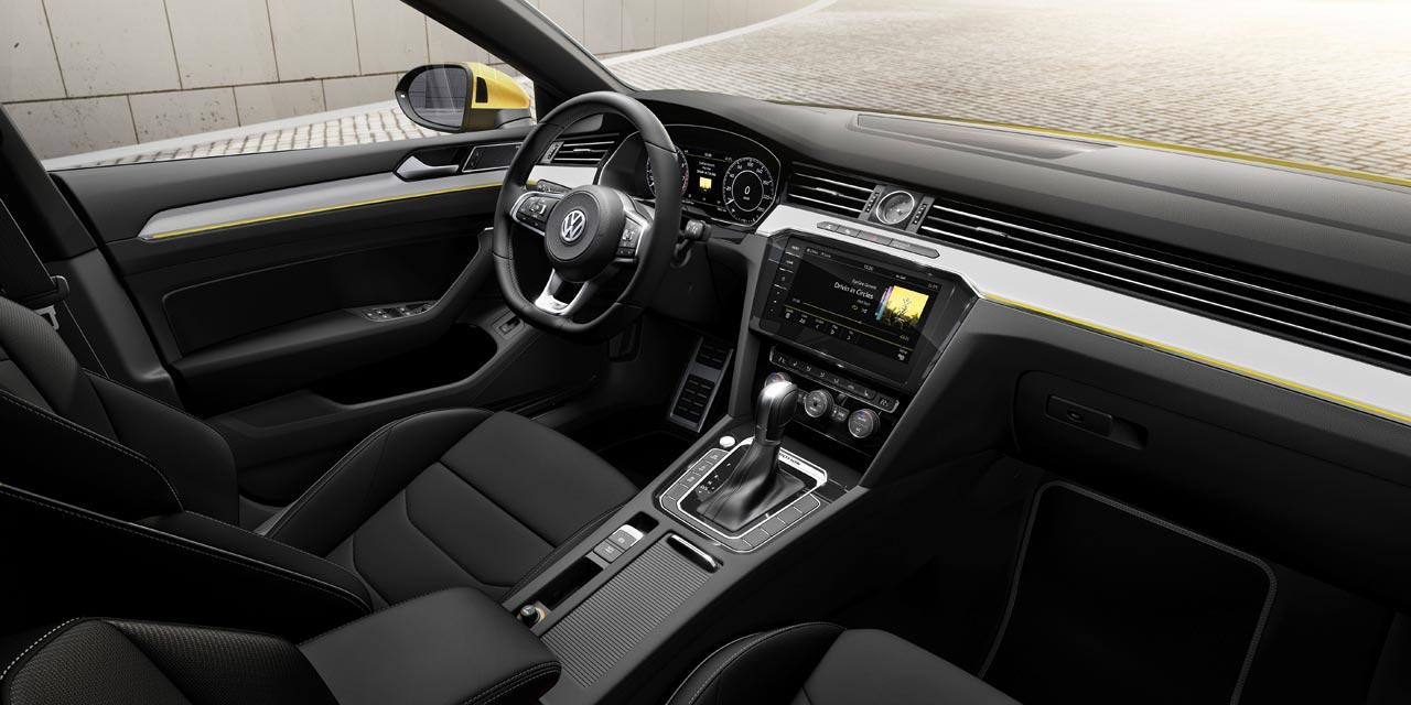 Interior Volkswagen Arteon R-Line