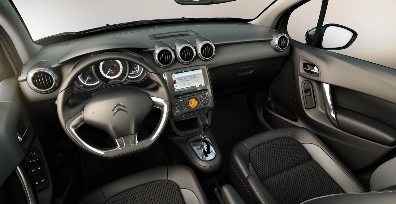 Interior Citroën C3 AT