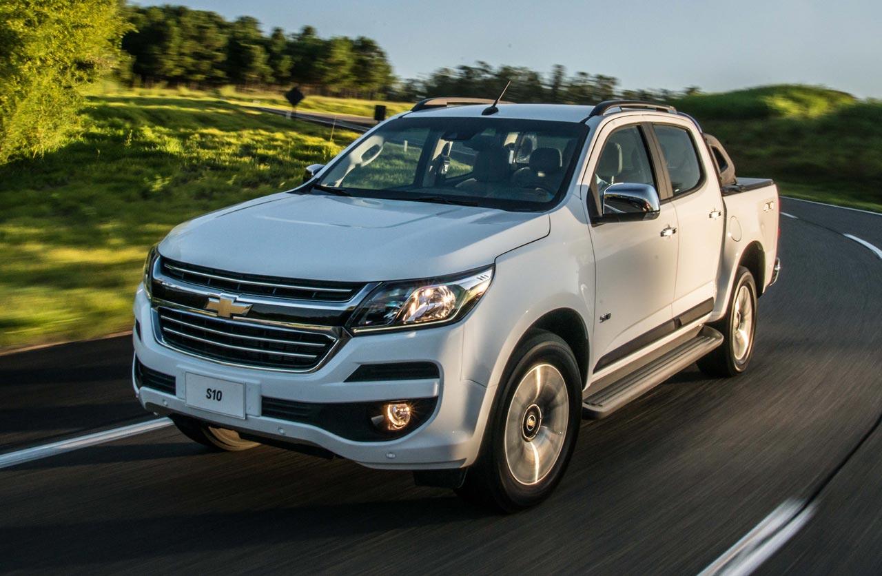 Chevrolet S10 nafta automática