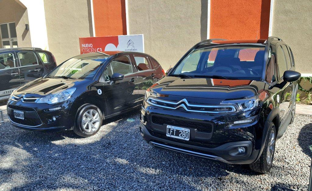 Citroën C3 y C3 Aircross