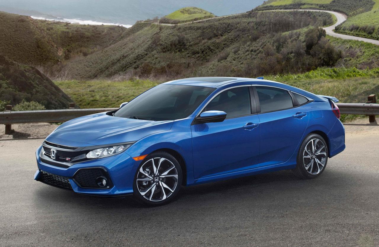 El nuevo Honda Civic ya tiene versión deportiva Si