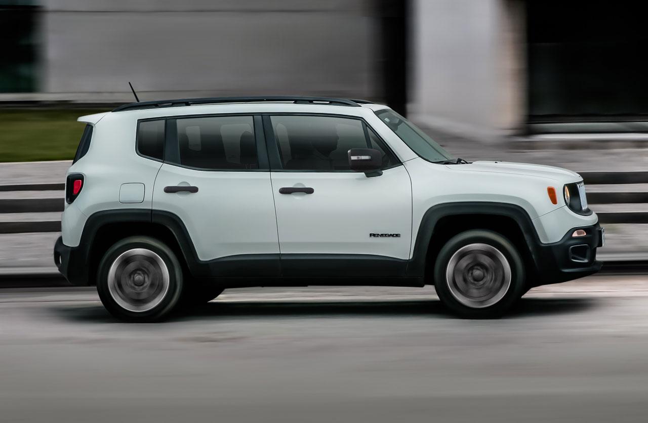 Jeep Renegade caja automática