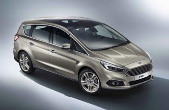Ford ya vende la S-Max en Argentina