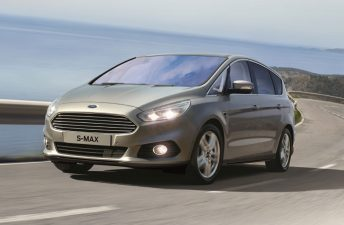 Nueva Ford S-Max, así es la gama para Argentina
