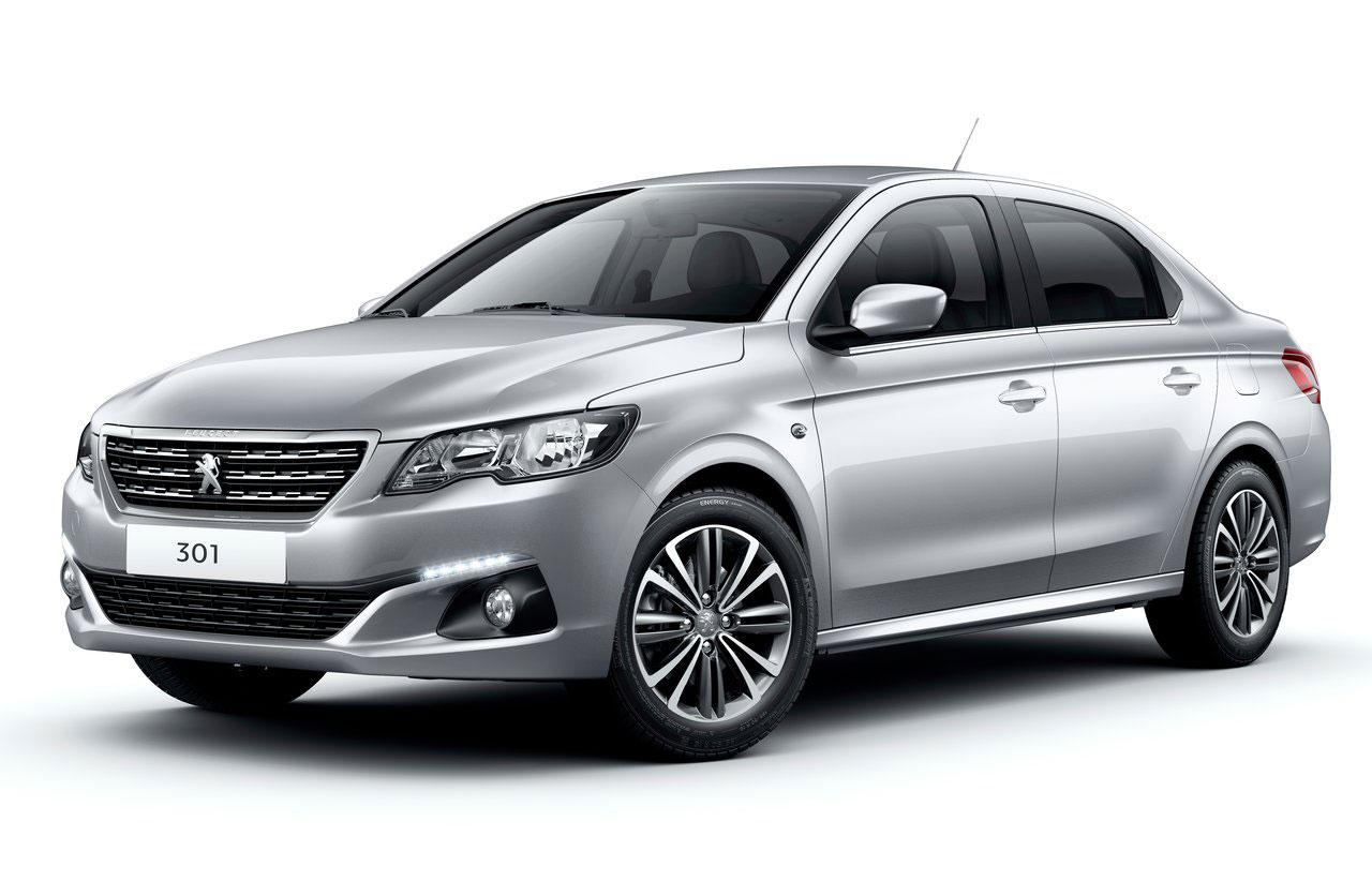 El Peugeot 301 está llegando al país