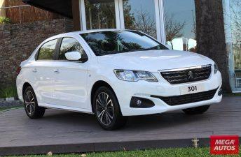 Peugeot lanzó el 301 en Argentina