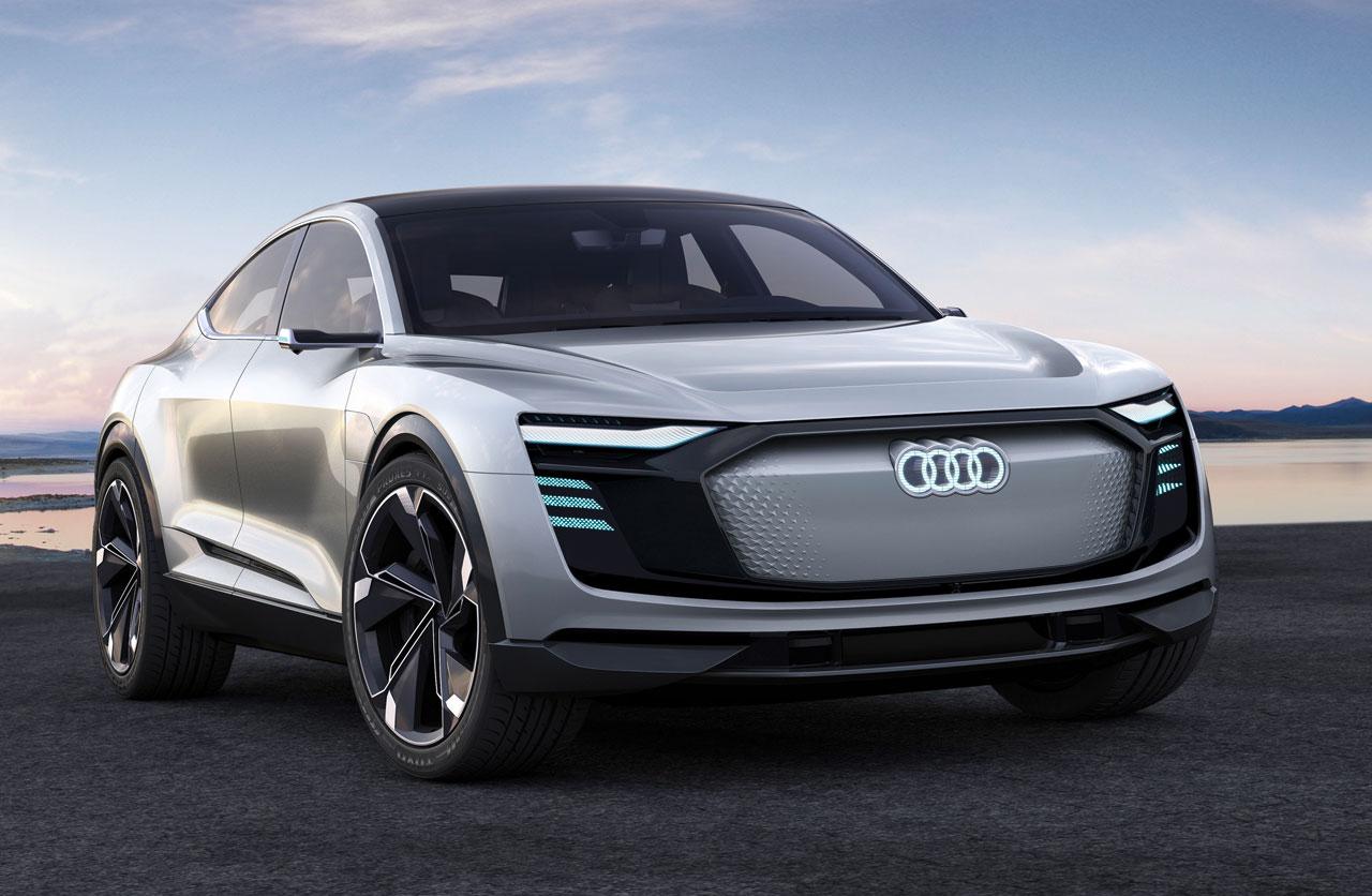 Audi e-tron Sportback concept, el SUV eléctrico de los anillos