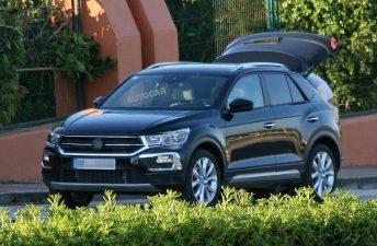 """""""Cazado"""": así es el nuevo SUV de Volkswagen"""
