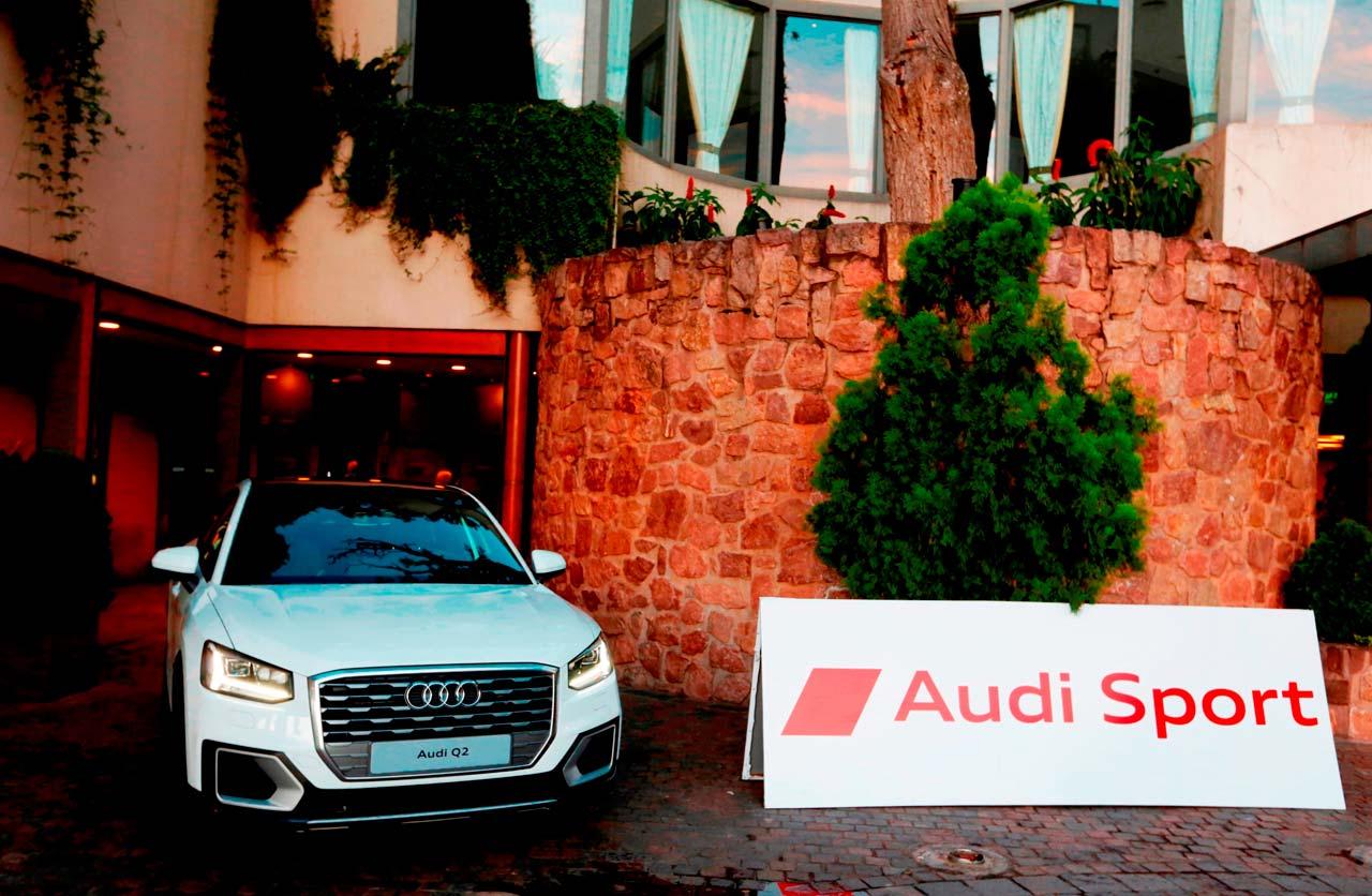 Audi Argentina en la 10° Edición de La Gran Carrera