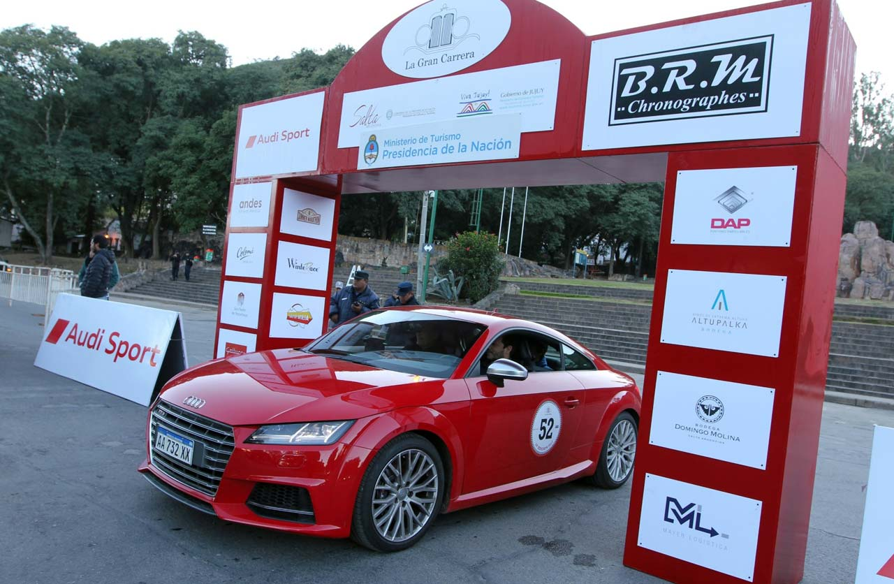 Audi La Gran Carrera