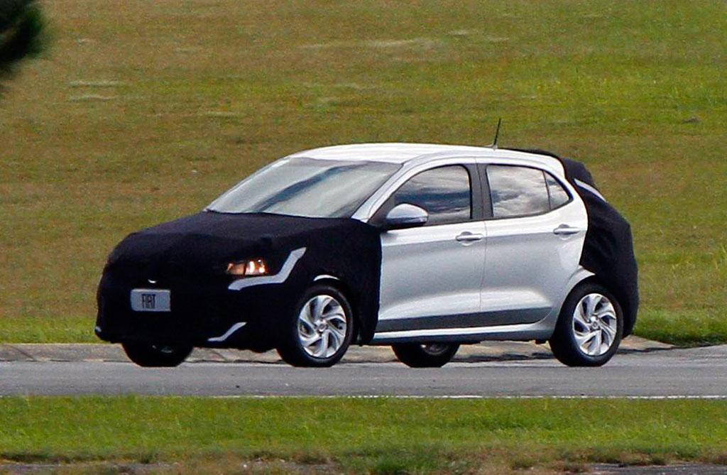 Más sobre el Fiat Argo, cerca del debut