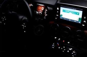 Con ustedes, el interior del Fiat Argo