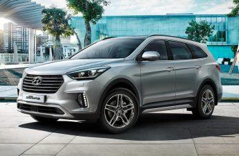 Hyundai Grand Santa Fe, ahora también V6