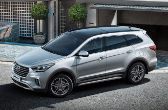 Nueva gama más amplia para la Hyundai Grand Santa Fe