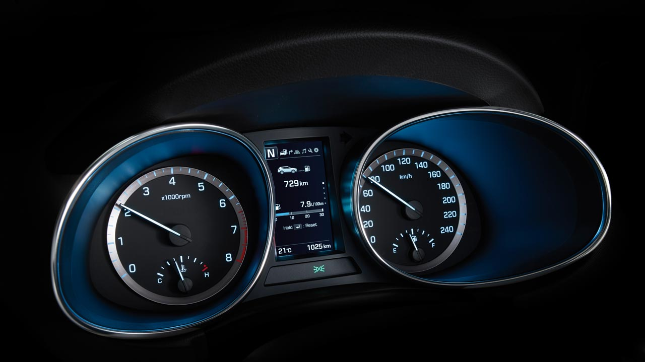 Tablero Hyundai Grand Santa Fe