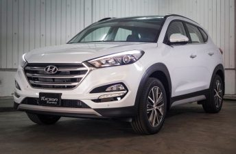 Hyundai Tucson Turbo, a la venta en Argentina
