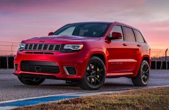Extremo: un Jeep Grand Cherokee con más de 700 caballos
