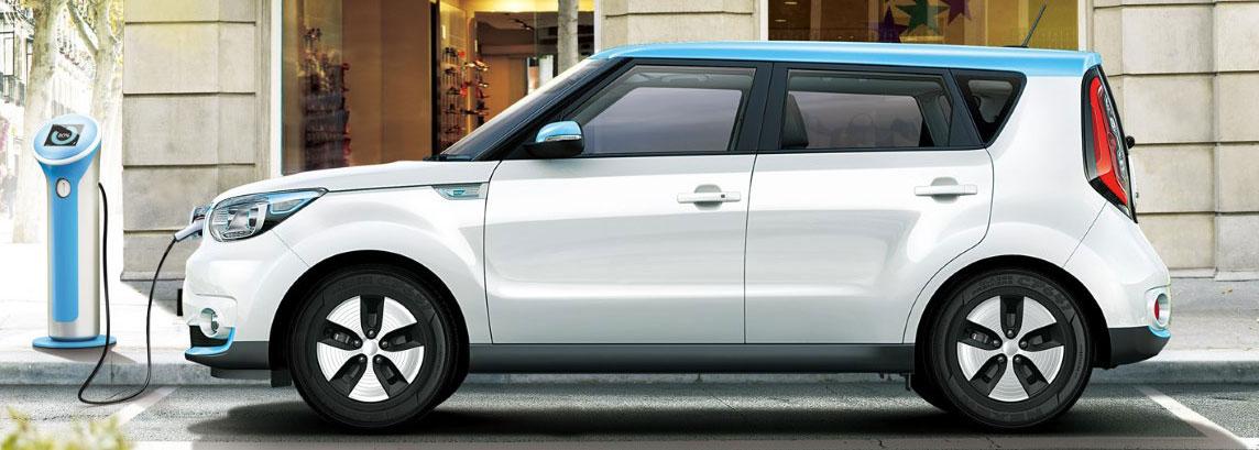 Kia Soul EV - eléctrico