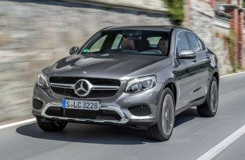 Mercedes-Benz GLC Coupé, debut en Argentina