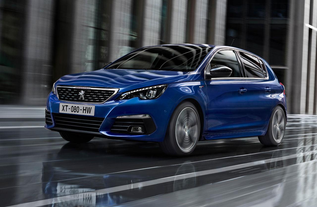 Peugeot actualizó el 308 en Europa