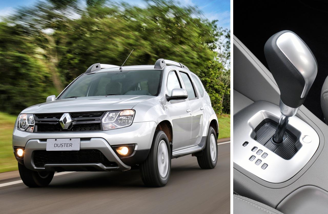 ¿Renault Duster y Duster Oroch con caja CVT?