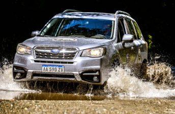 """Subaru junto al """"Raid Columbia 2017"""""""