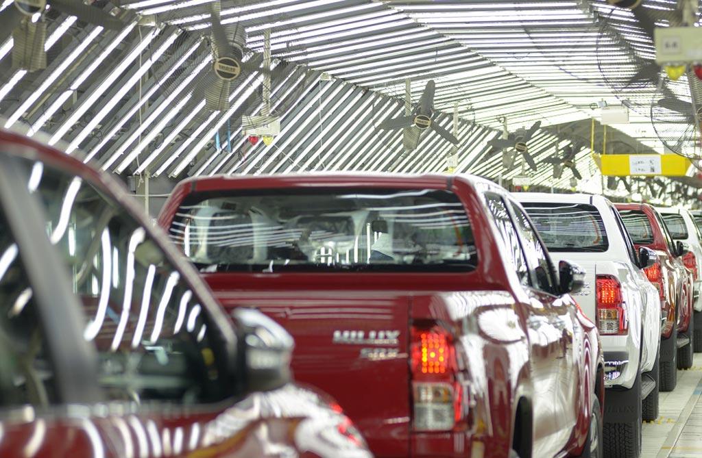 Toyota aumentará un 30% su producción en Argentina