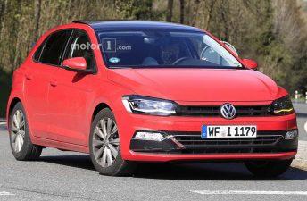 El Nuevo Volkswagen Polo al descubierto