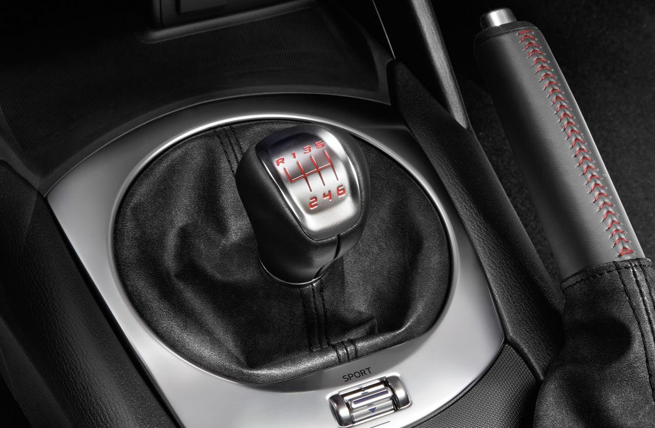 Transmisión Fiat 124 Spider