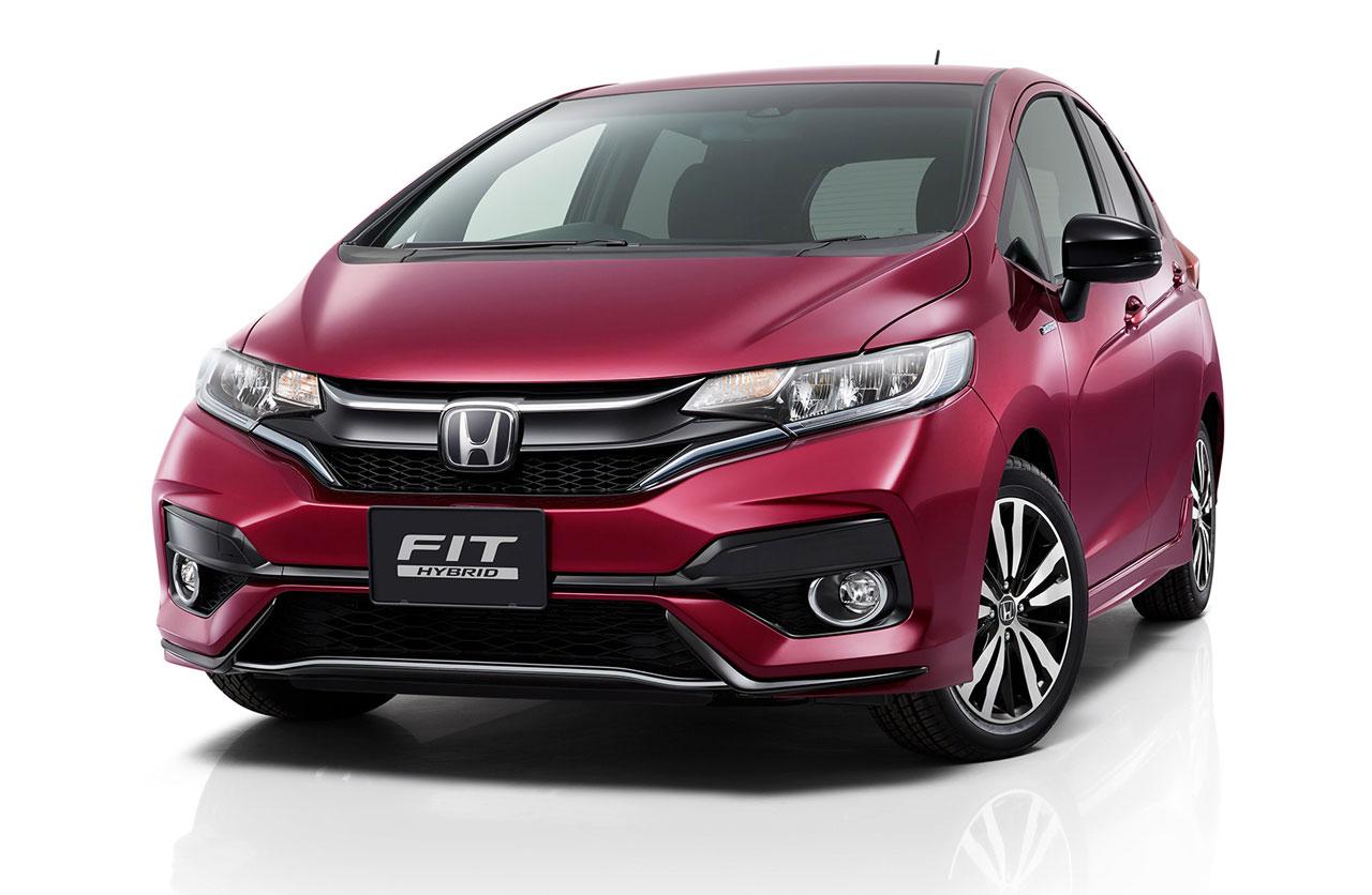 Honda Fit: novedad en Argentina, actualizado en Japón