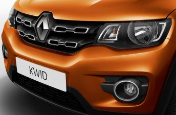 Renault Kwid, para el Salón de Buenos Aires