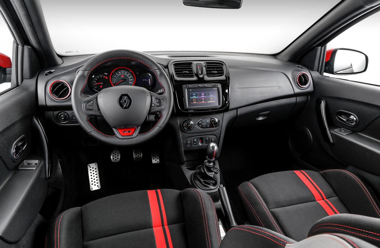 Interior Renault Sandero RS Racing Spirit