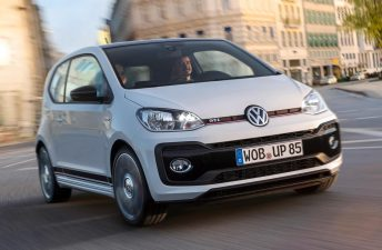 Volkswagen Up! GTI: homenaje al GTI original