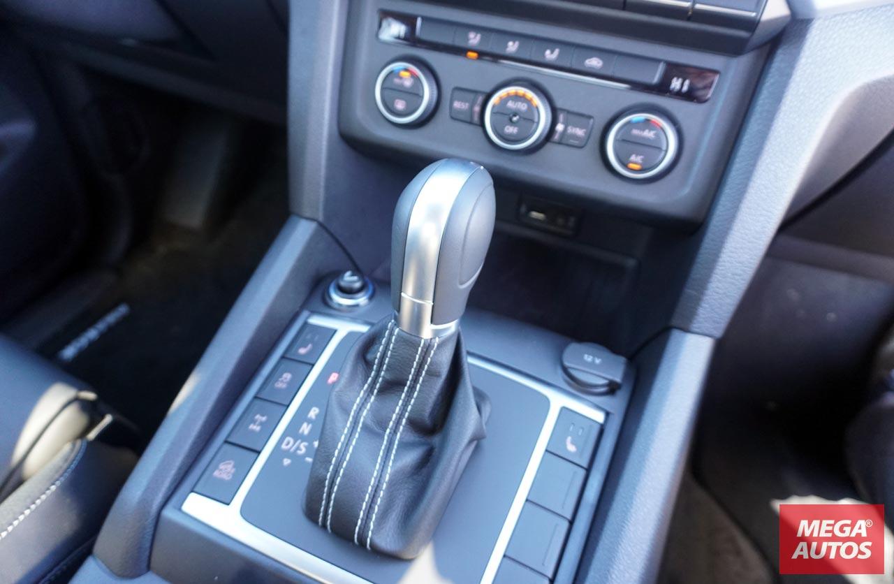 Transmisión Amarok V6