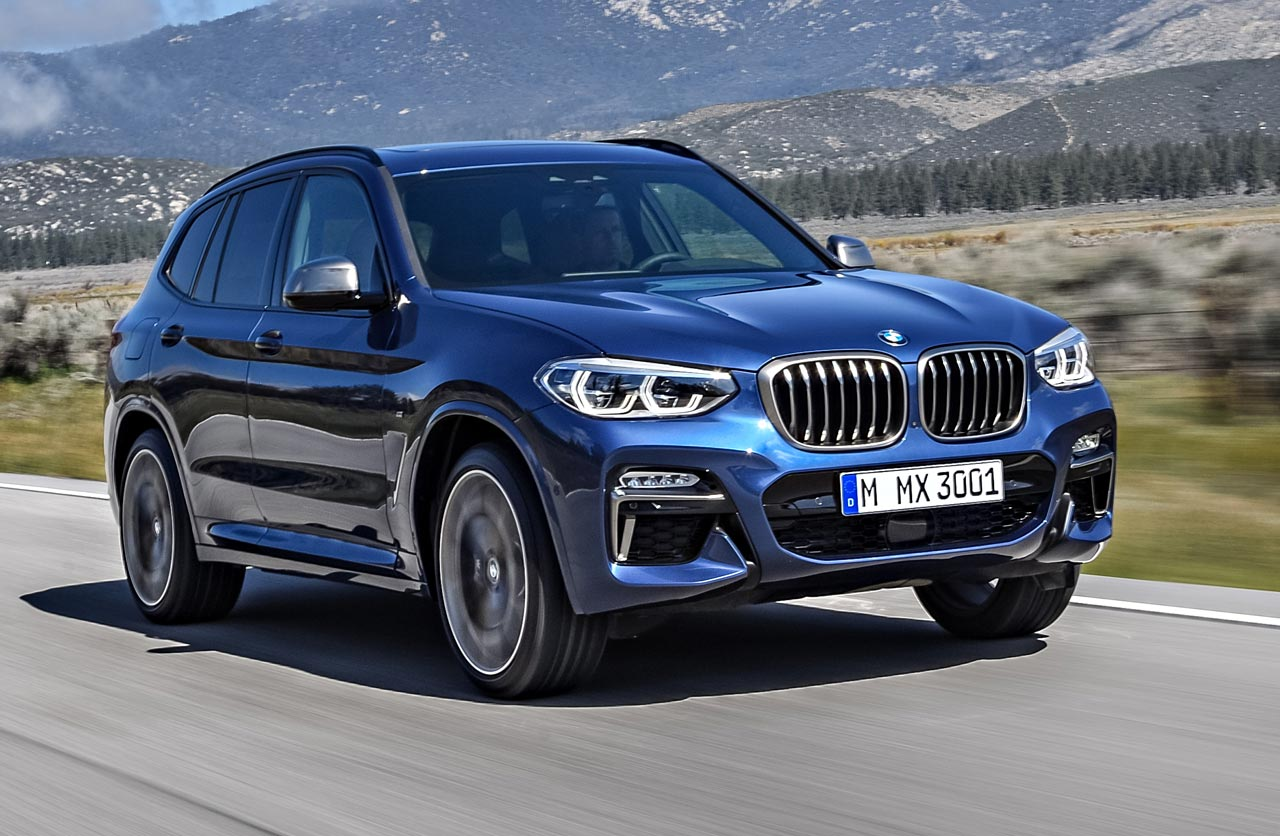 Tercera generación BMW X3