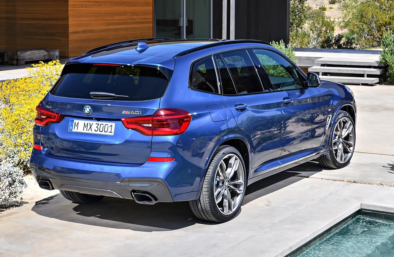 Nueva BMW X3